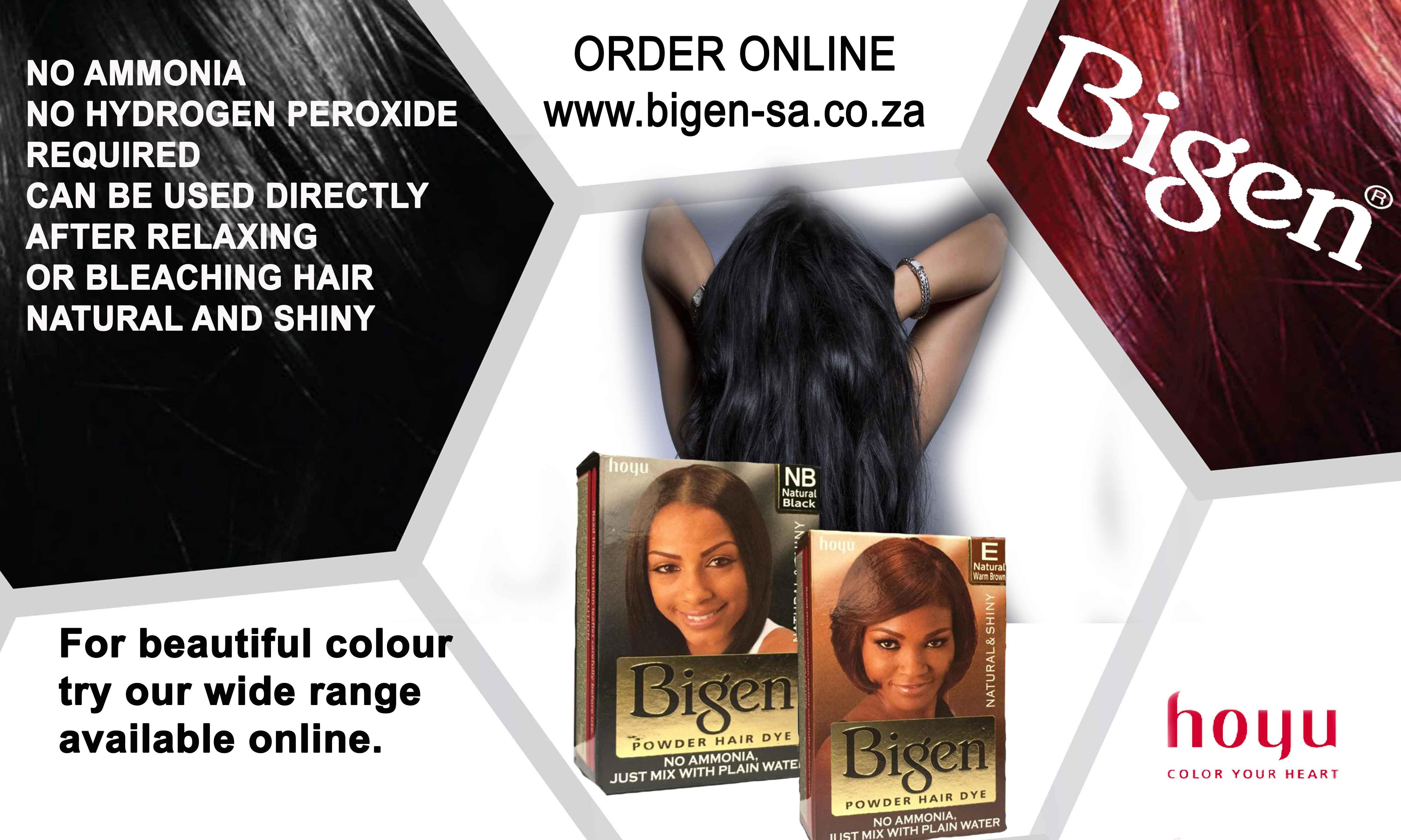 Get The Best Results When Using Bigen Hair Dye Bigen Sa
